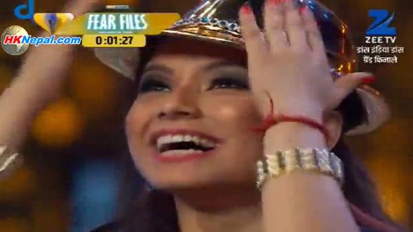 डान्स इन्डिया डान्समा प्रनिता विजयी, निर्मल तामाङ भए फस्टरनर अप (भिडियोसहित)