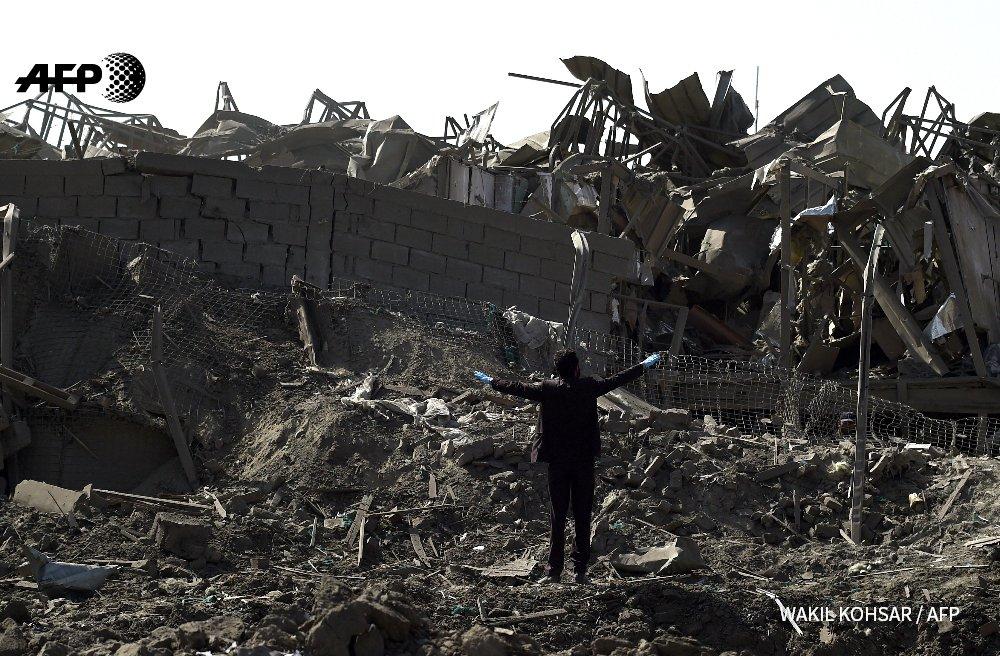 काबुलमा भयानक ट्रक विस्फोटपछि नेपाली सुरक्षाकर्मीहरु परिचालित